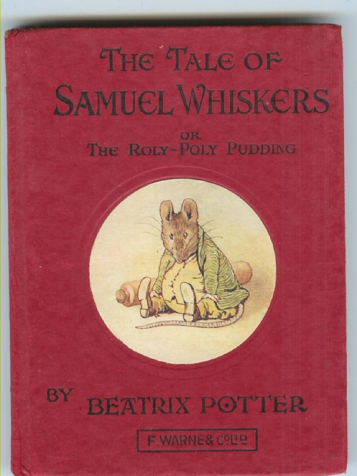 bookb potter samuel whiskers 1926 1st ed