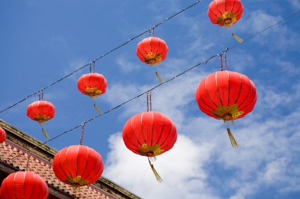 chinese lanterns.iStock_000002536249XSmall