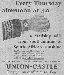 UnionCastle1954